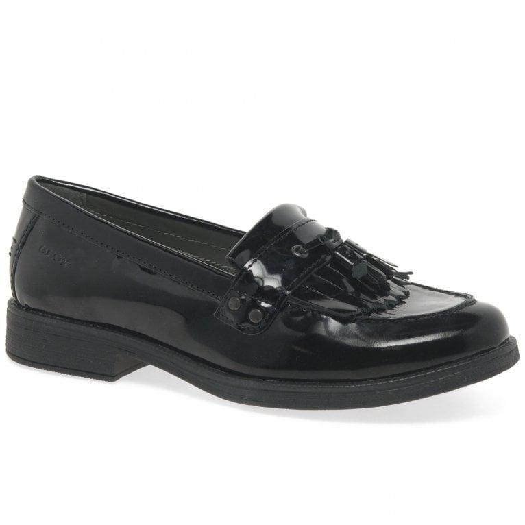 Geox Agata Tassel Girls Senior School Shoes