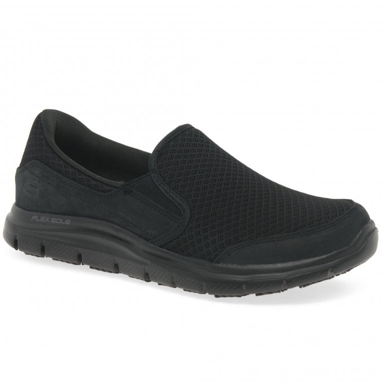 Skechers Cozard Womens Relaxed Fit® Slip On Sports Shoes