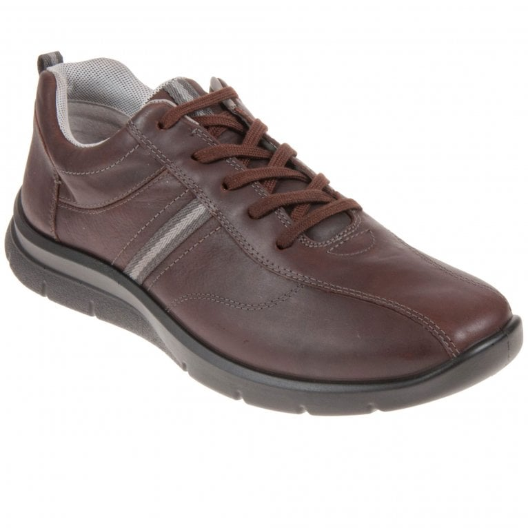 Hotter Apollo Mens Lace-Up Casual Shoe