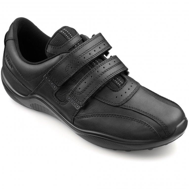 Hotter Energise Mens Riptape Casual Shoe