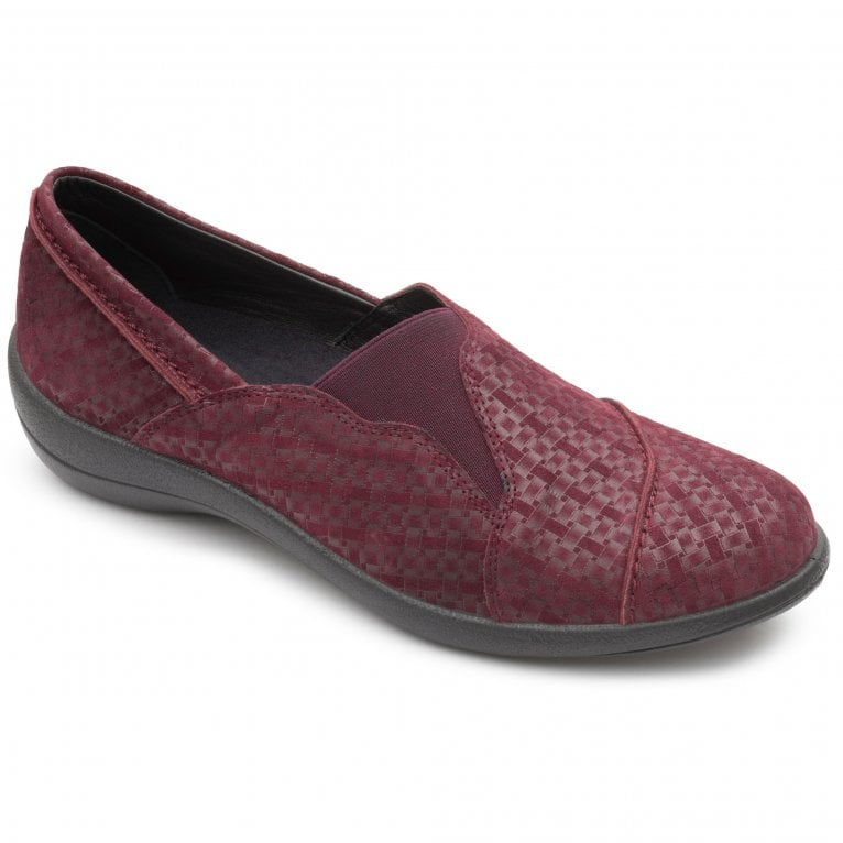 Padders Ruth Womens Casual Slip On Shoes