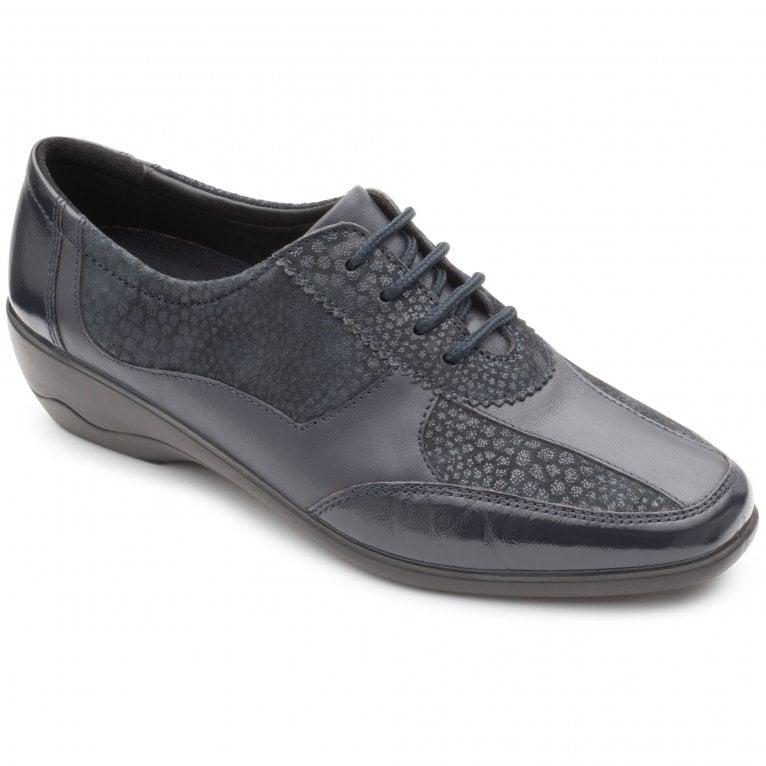 Padders Quartz Womens Smart Lace-Up Shoe