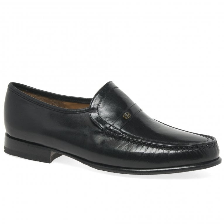 Barker Jefferson Mens Leather Loafers