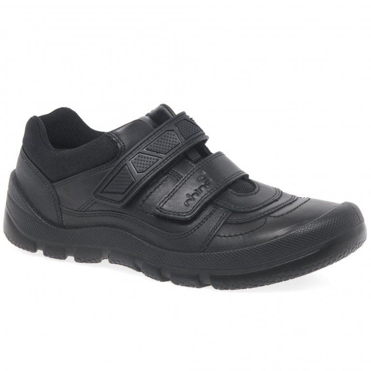 Start-Rite Rhino Warrior Boys Riptape School Shoes