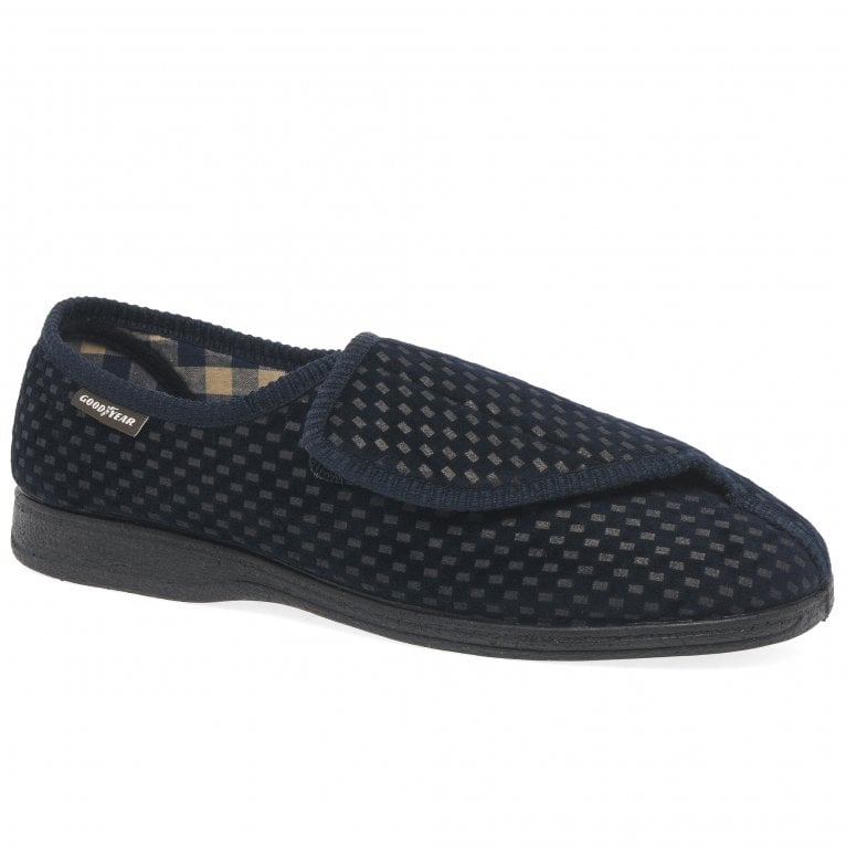 Goodyear Columbus Mens Full Slippers