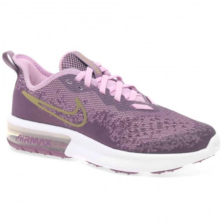 Nike Air Max Sequent 4 Kids Senior Sports Trainers