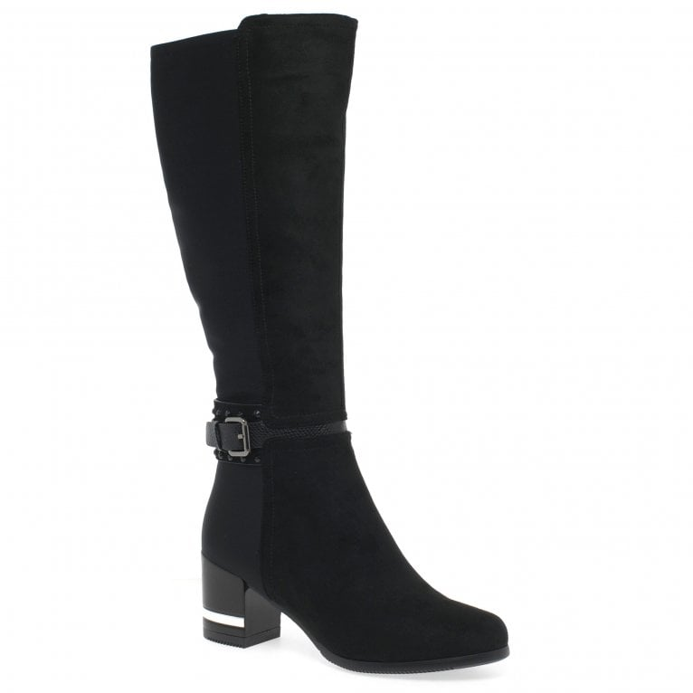 Lunar Tamsin Womens Long Boots