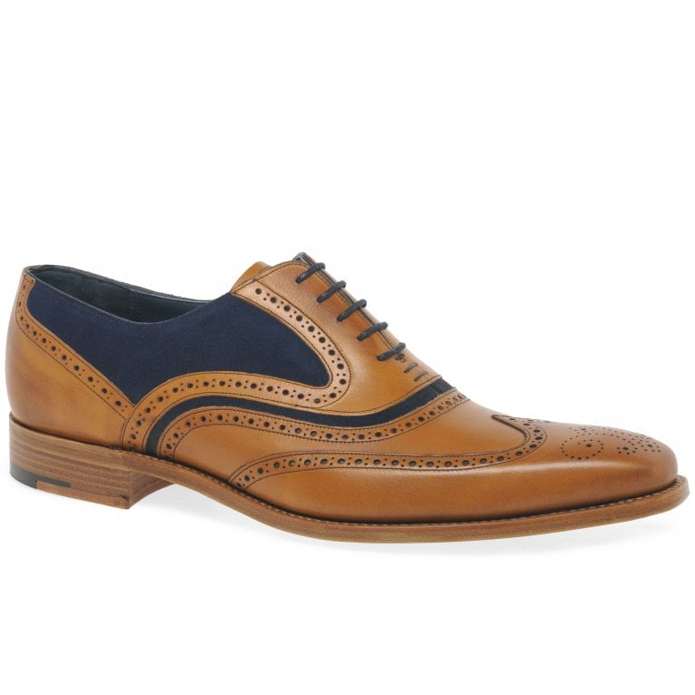 Barker McClean Men's Formal Brogues