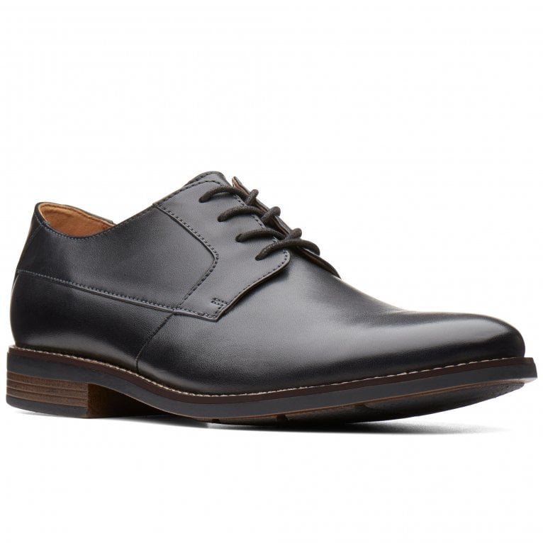 Clarks Becken Plain Mens Formal Lace Up Shoes