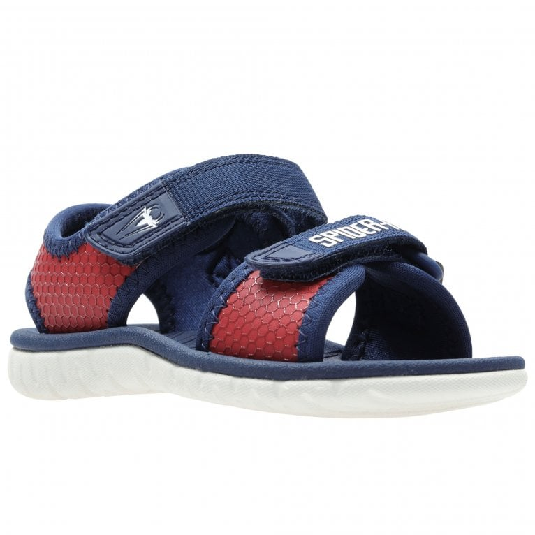 Clarks Surfing Web T Boys First Sandals