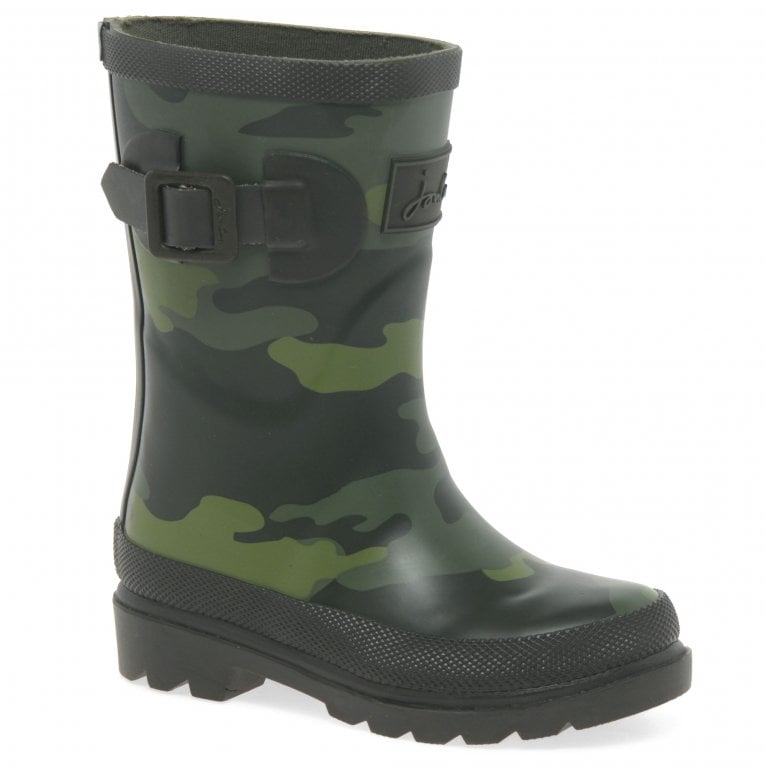 Joules Junior Boys Wellingtons