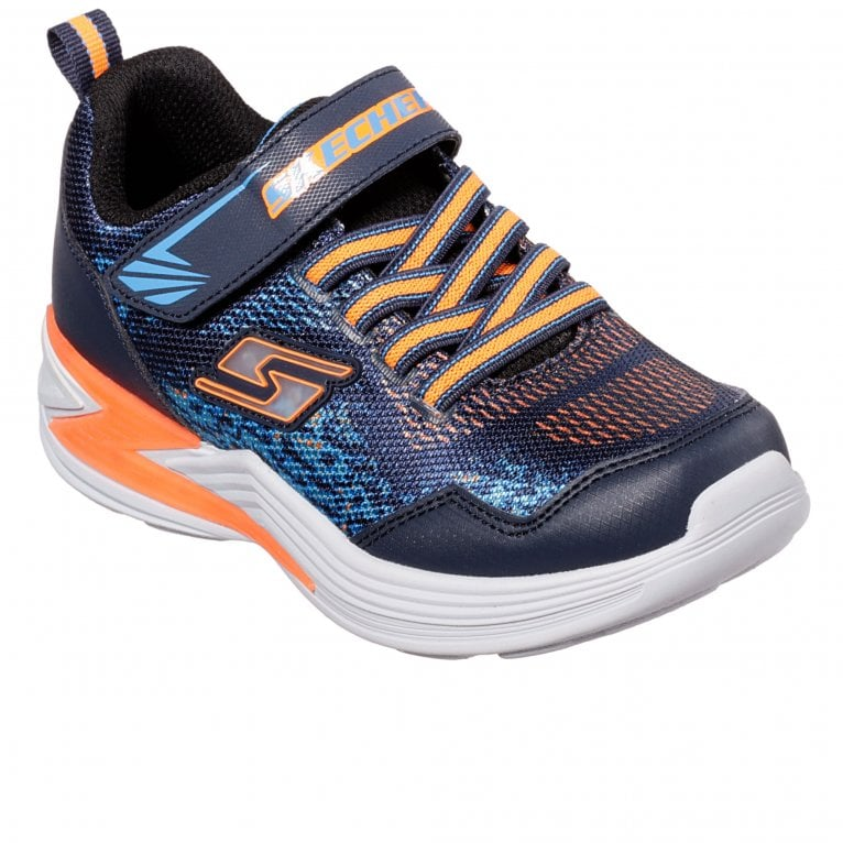 Skechers Erupters III Derlo Lights Boys Senior Sports Trainers