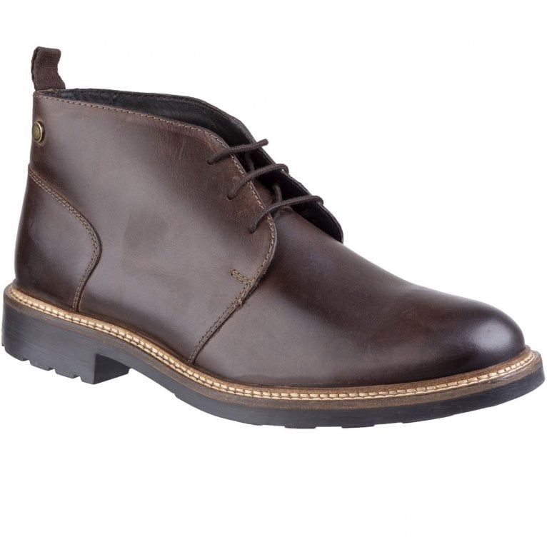 Base London Tully Pull Mens Chukka Boots
