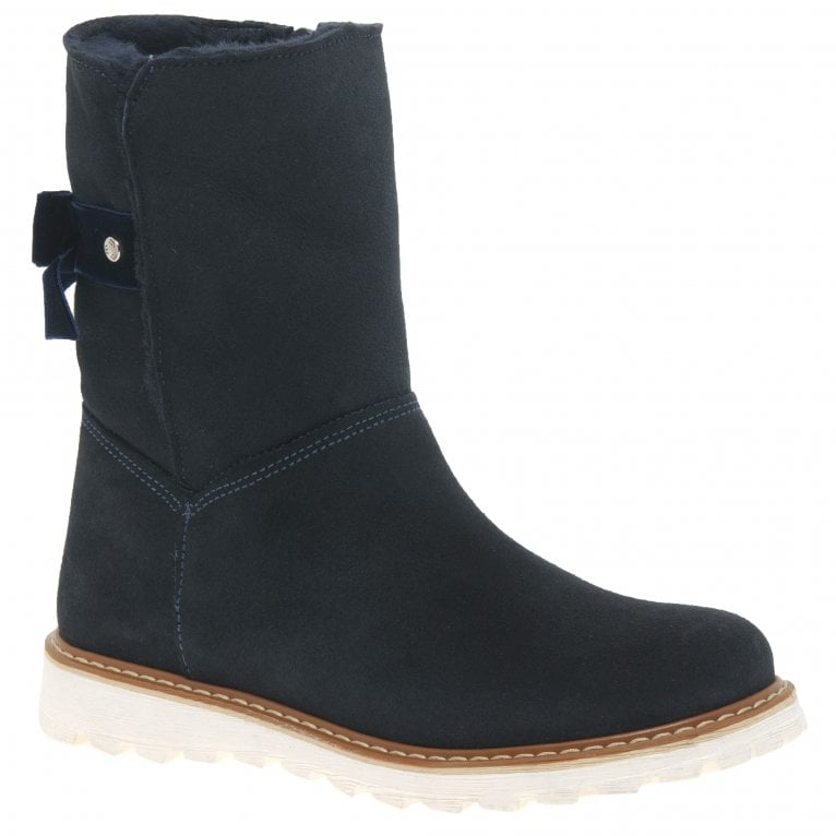 Kids at Clinks Willow Girls Suede Boots