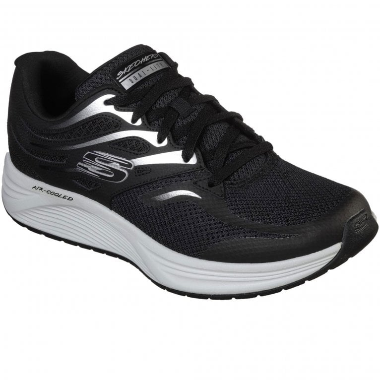 Skechers Skyline Brightshore Mens Lace Up Athletic Trainers