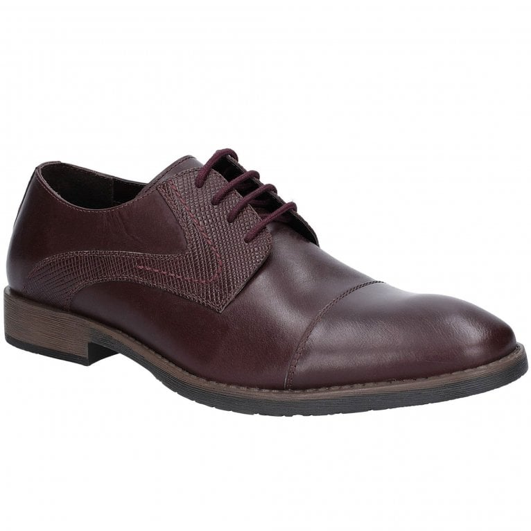Hush Puppies Derby Plain Mens Oxfords