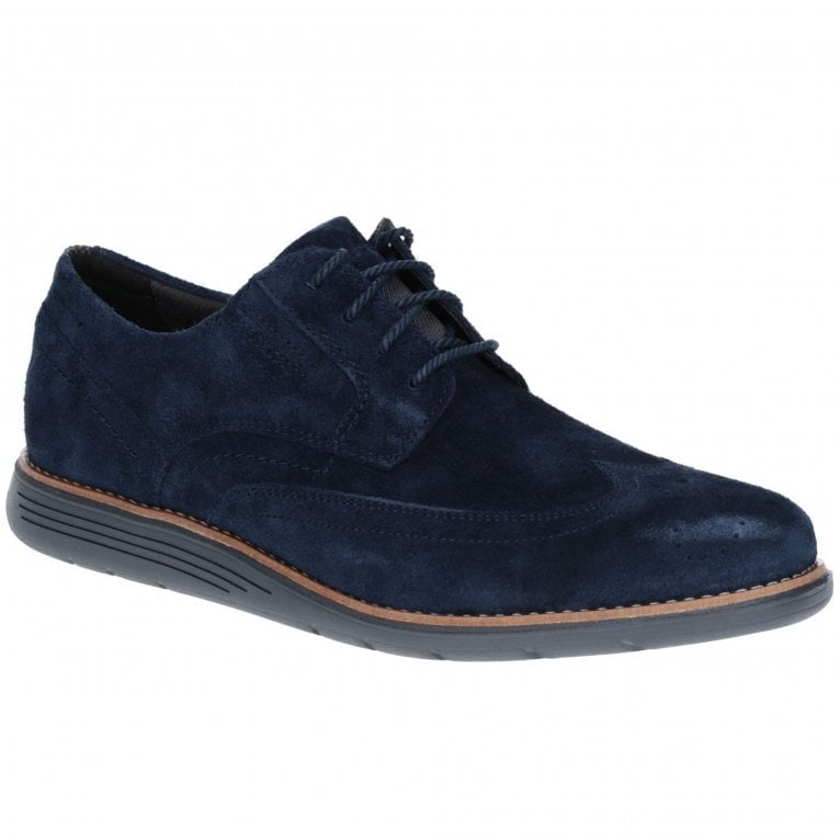 Rockport Total Motion Sportdress Mens Wingtip Shoes