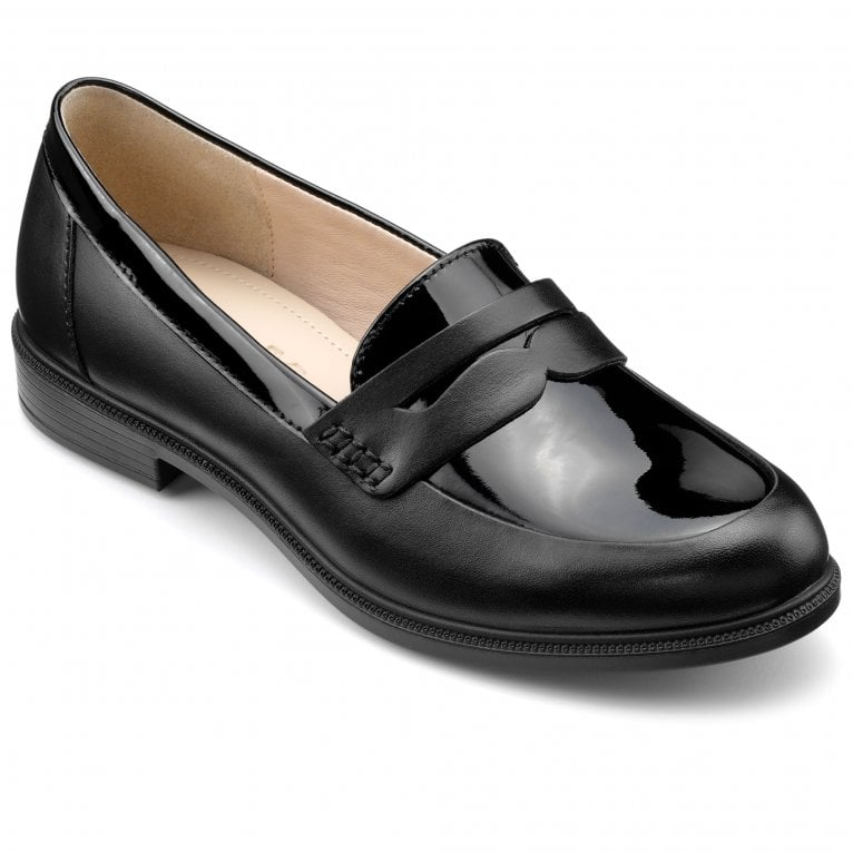 Hotter Dorset Womens Penny Style Loafers