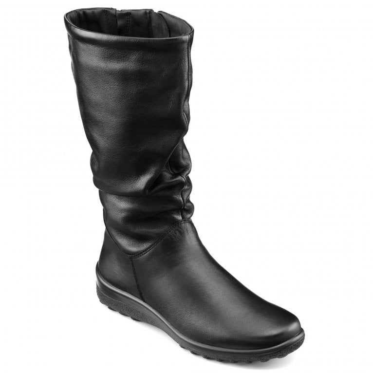 Hotter Mystery Womens Wide Fit Slouch Boots