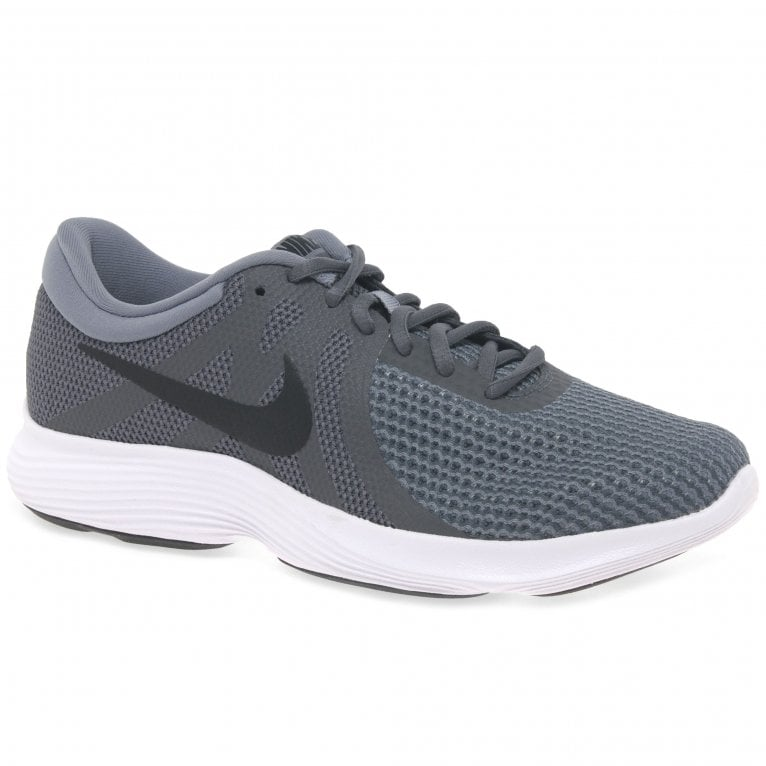 Nike MNS Revolution 4 Boys Senior Sports Trainers