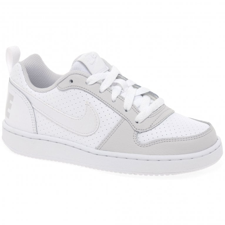 Nike Court Borough Low Kids Senior Sports Trainers