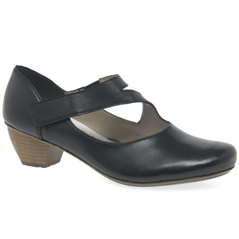 Rieker Lugano Womens Court Shoes
