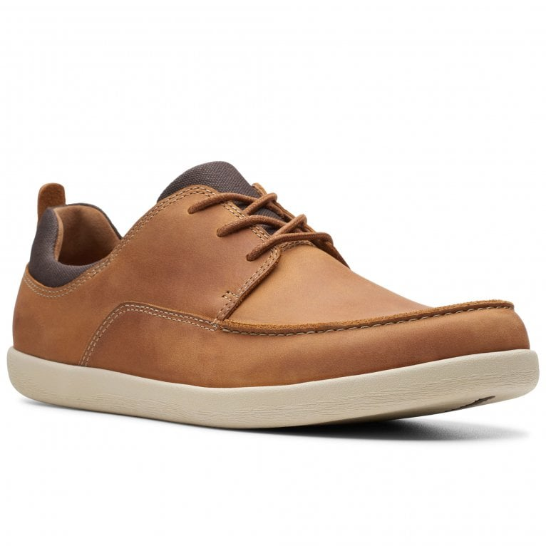 Clarks Un Lisbon Lace Mens Casual Shoes