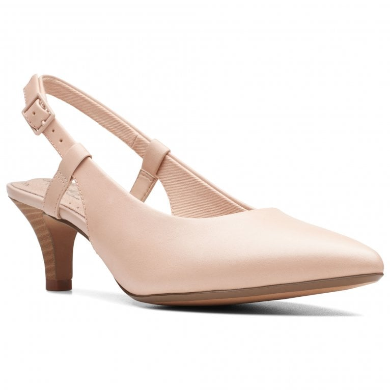 Clarks Linvale Loop Womens Slingback Shoes