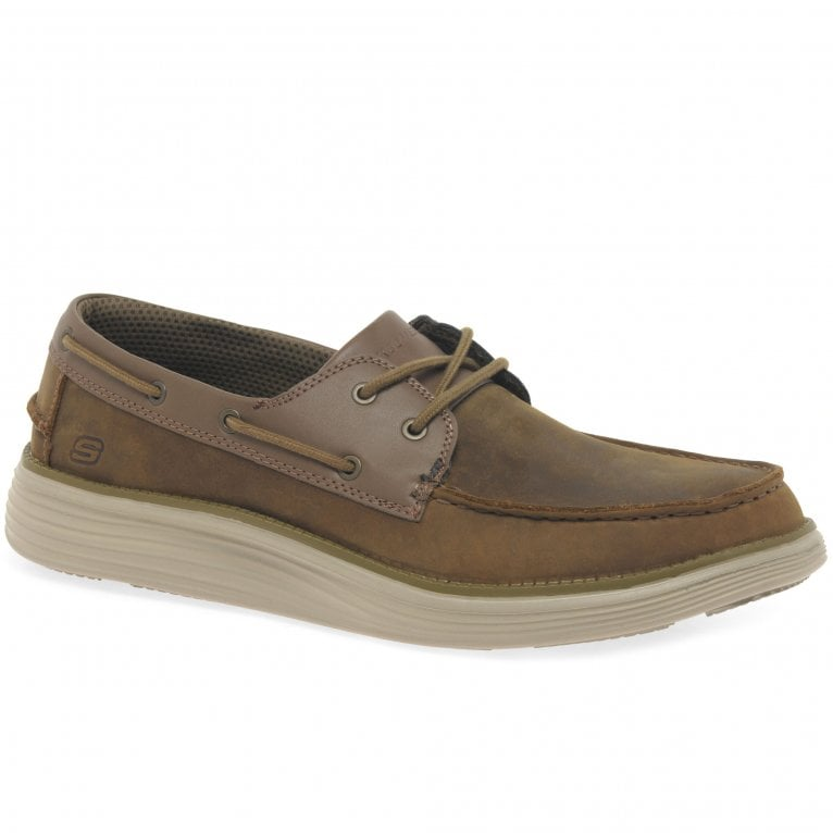 Skechers Status 2.0 Mens Boat Shoes