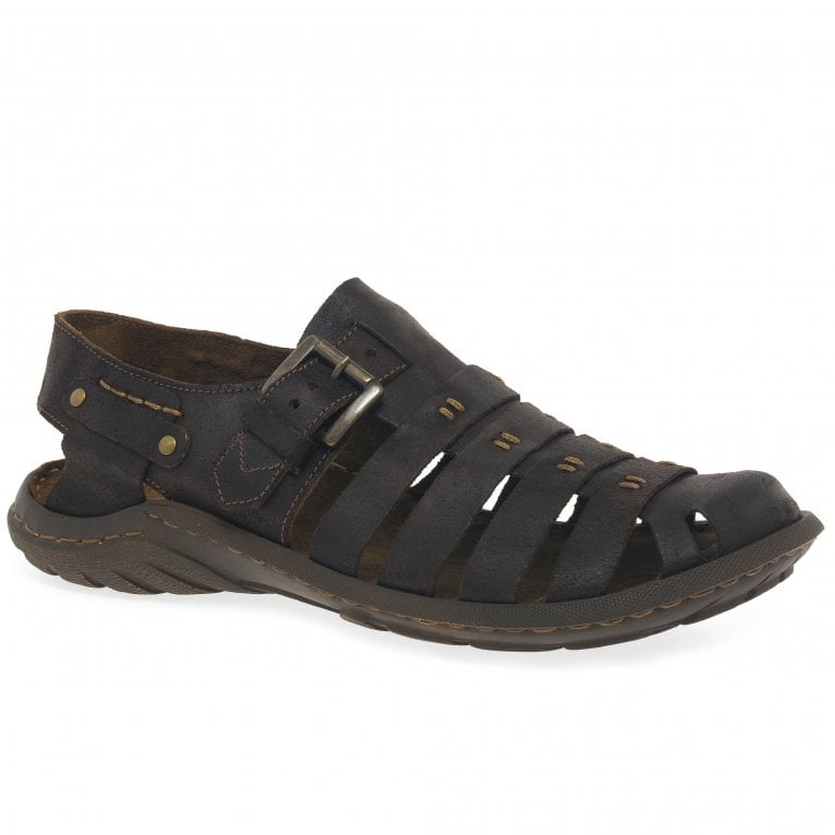 Josef Seibel Logan 04 Mens Fisherman Sandals