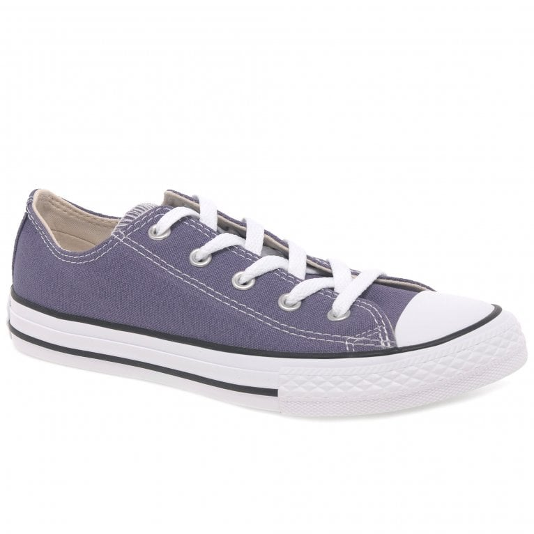 Converse Oxford Lace Girls Youth Canvas Shoes