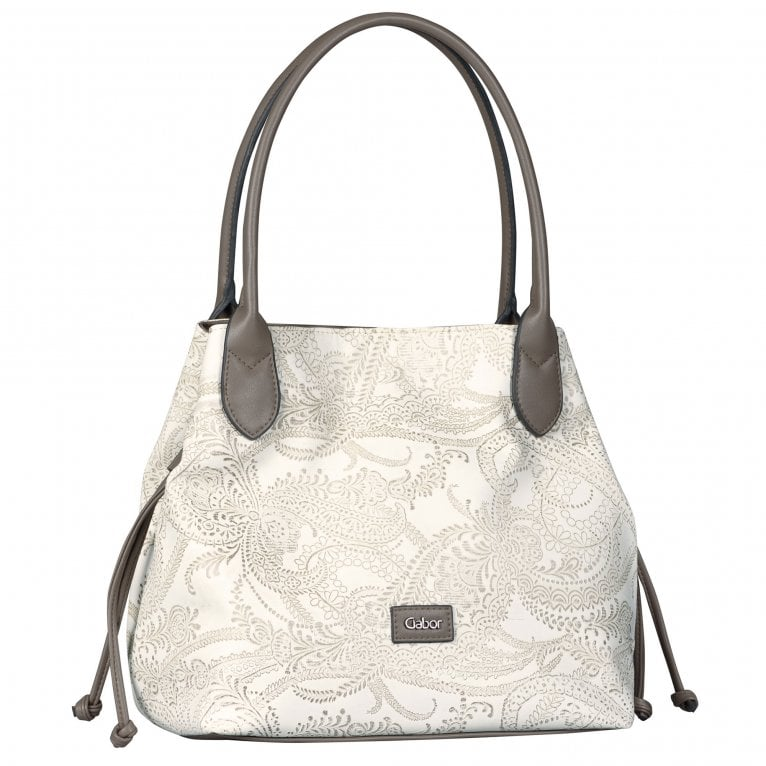 Gabor Granada Paisley Womens Shoulder Bag