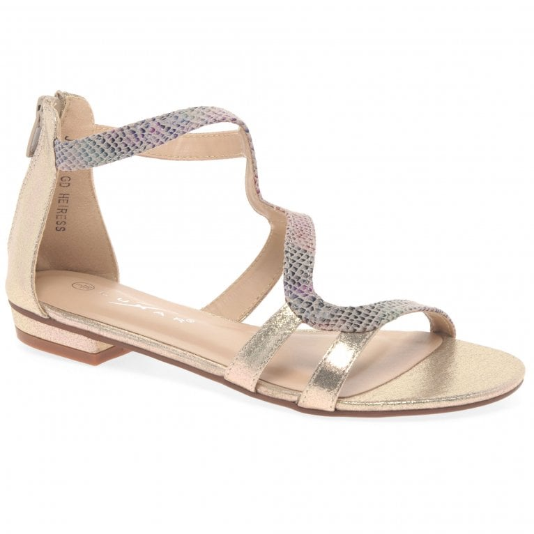 Lunar (GRS) Heiress Womens Open Toe Sandals