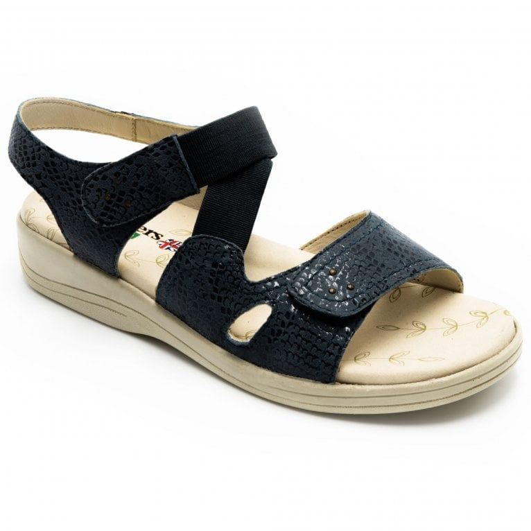 Padders Cruise Womens Riptape Sandals