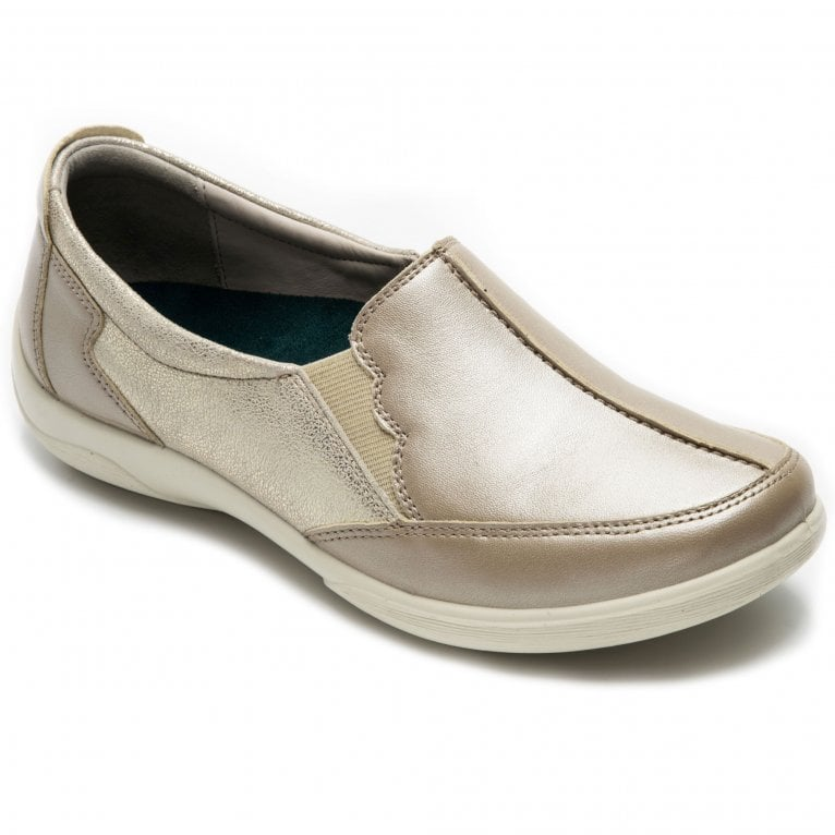Padders Flute Womens Casual Slip On Shoes