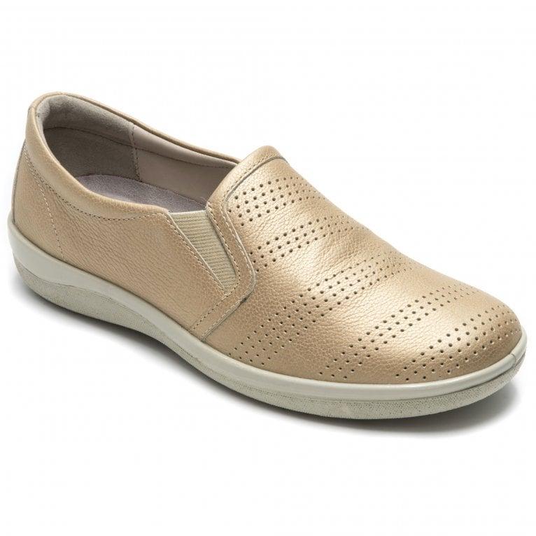 Padders Gigi Womens Casual Slip On Shoes