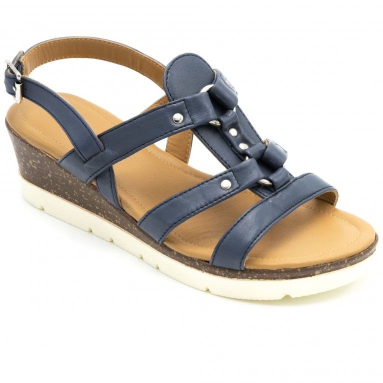 Padders Heather Womens Sling Back Sandals