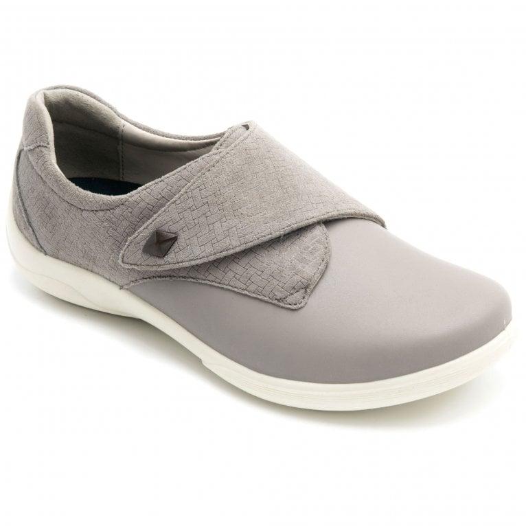 Padders Viola Womens Riptape Fastening Shoes