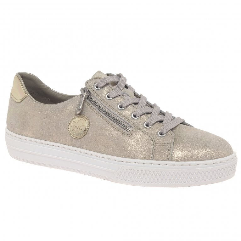 Rieker Delight Womens Casual Lace Up Shoes