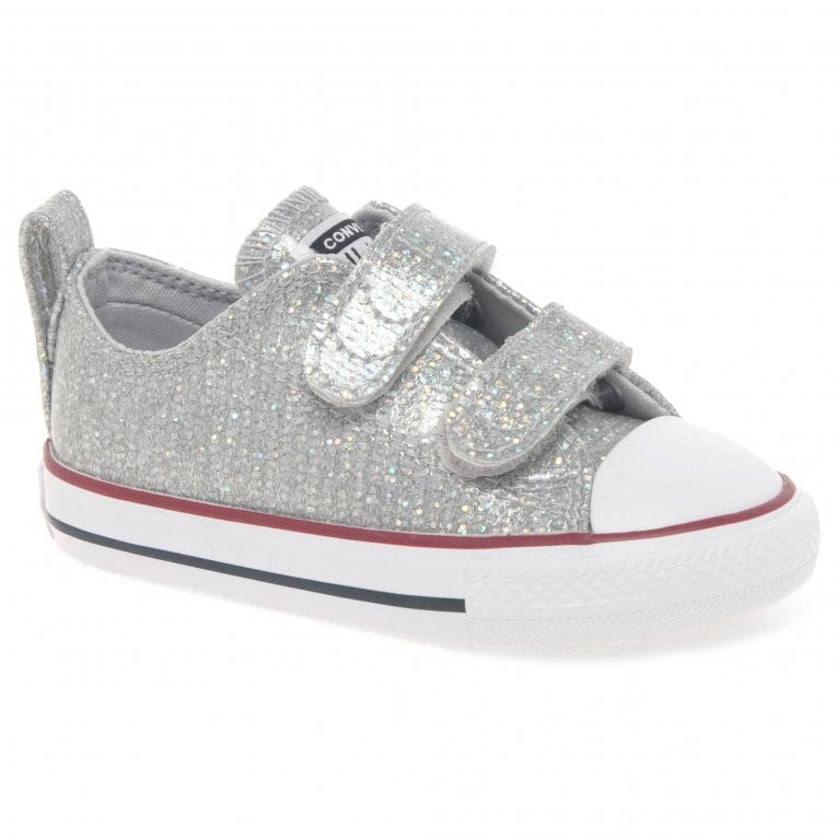 Converse Oxford 2V Glitter Girls Infant Shoes