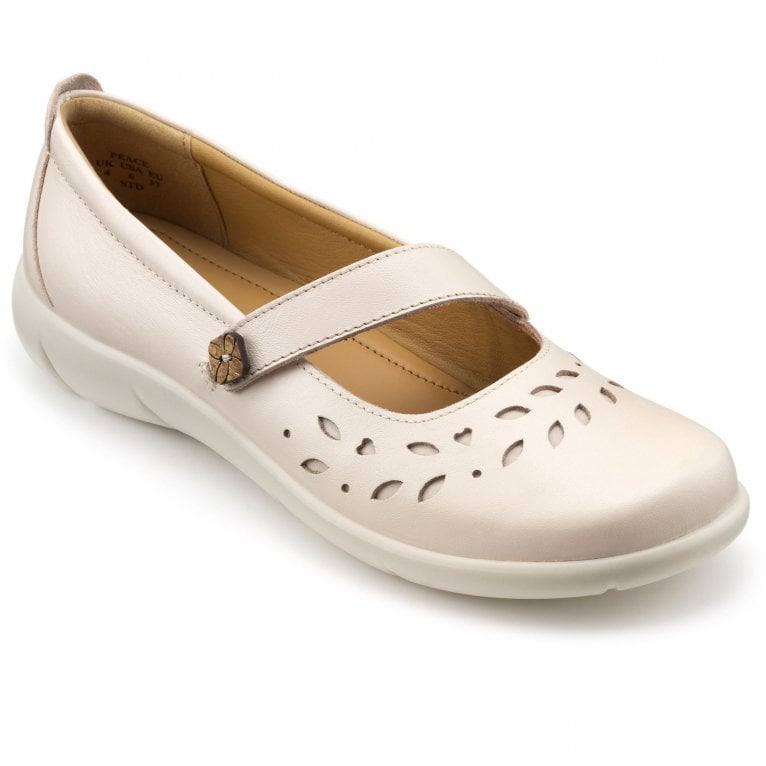 Hotter Peace Womens Mary Jane Shoes