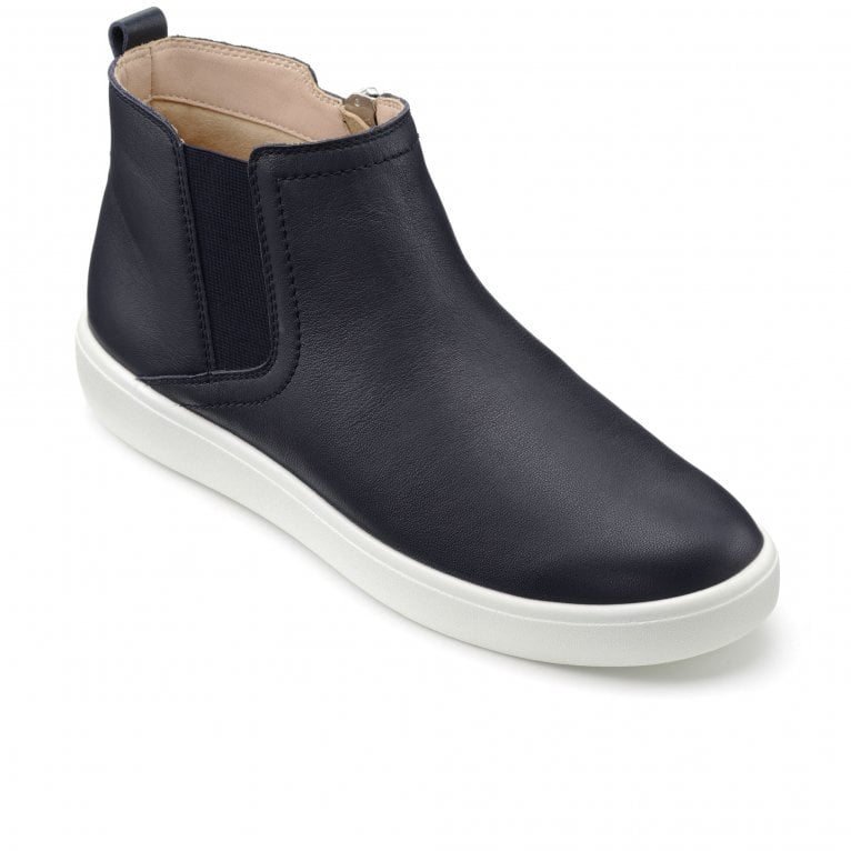 Hotter Wander Womens Casual Chelsea Boots