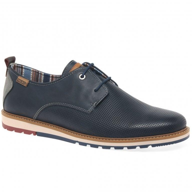 Pikolinos Berna Mens Casual Lace Up Shoes