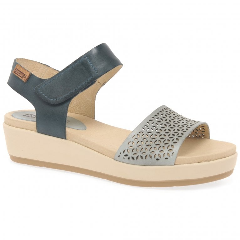 Pikolinos Crete Womens Wedge Heel Sandals