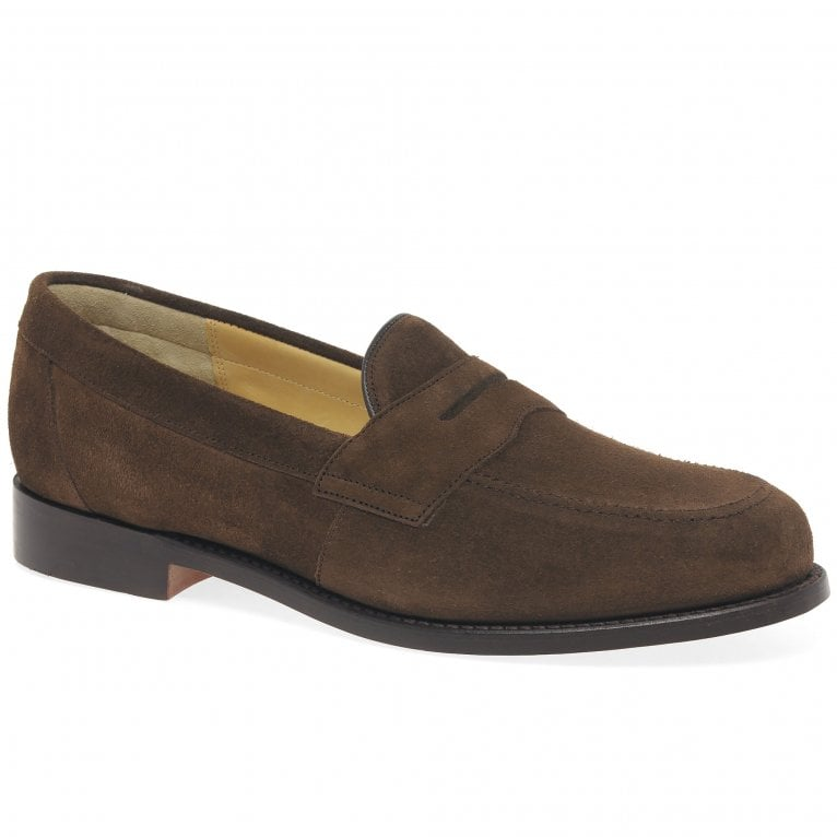 Barker Portsmouth Mens Penny Loafers
