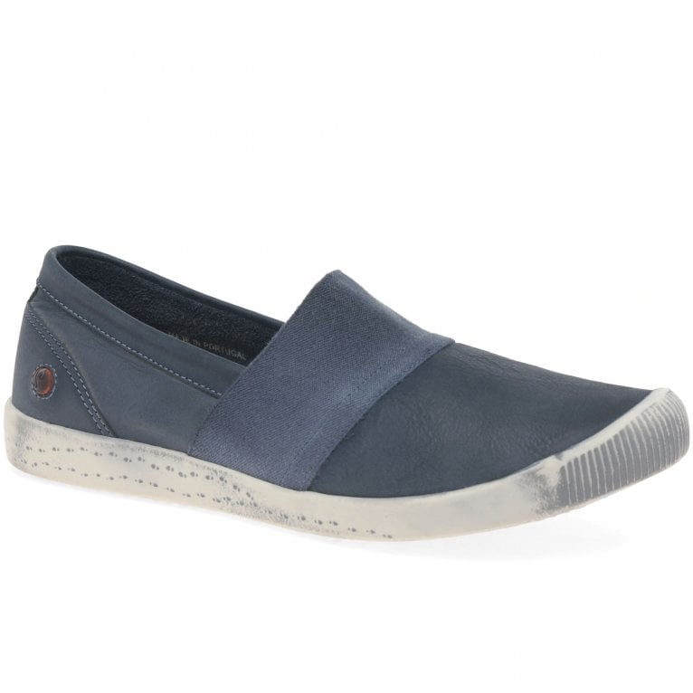 Softinos Ino Womens Casual Slip On Shoes