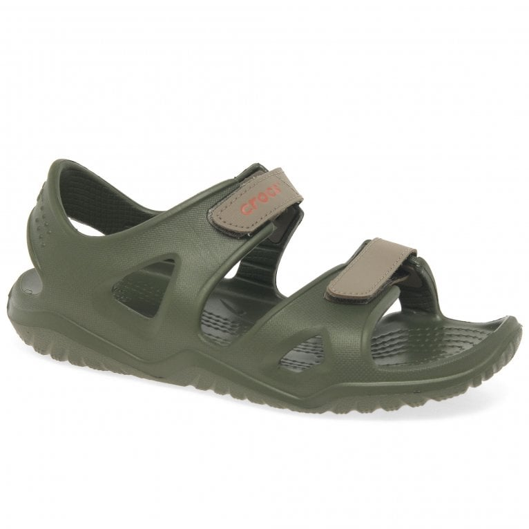 Crocs Swiftwater Boys Water Friendly Sandals