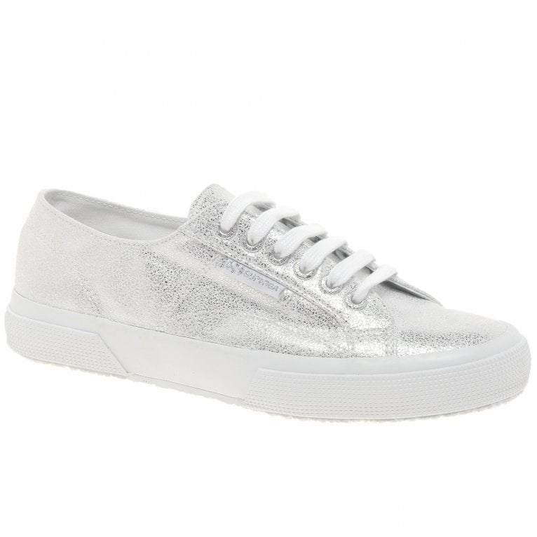 Superga Jersey Frost Womens Canvas Shoes