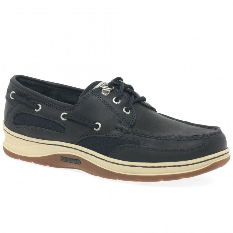 Sebago Clovehitch II FGL Wax Mens Boat Shoes