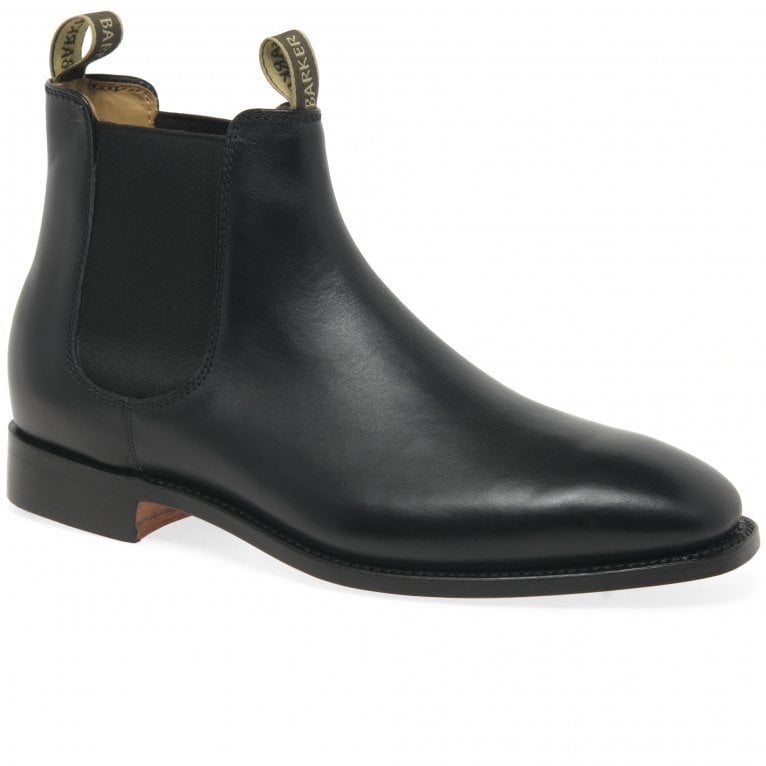 Barker Mansfield Mens Chelsea Boots